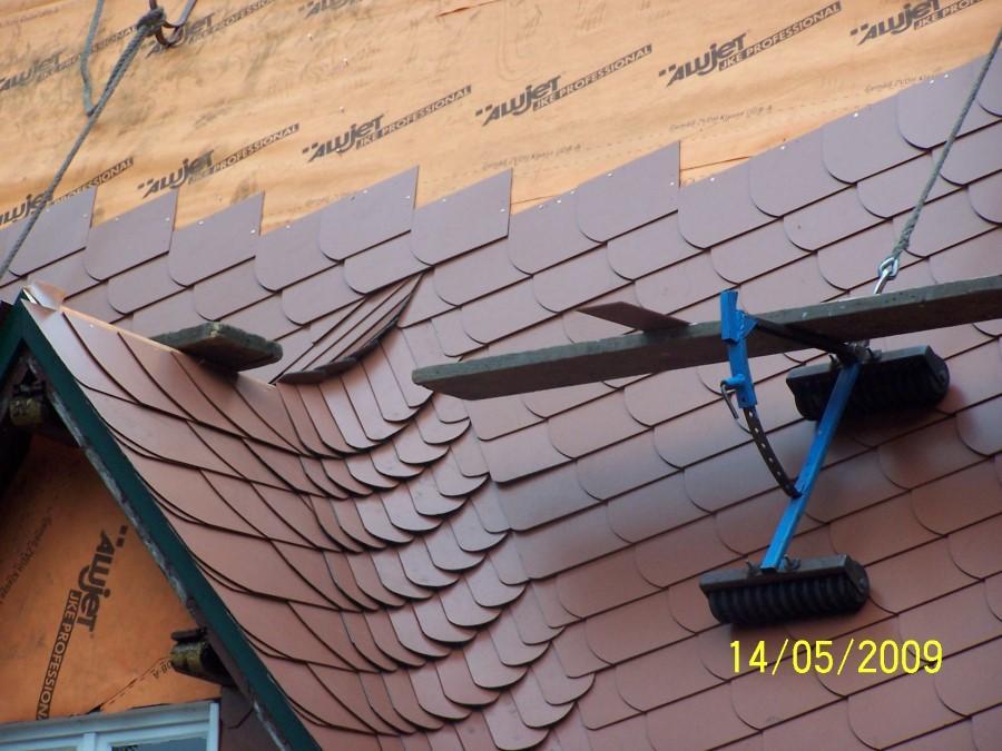 Berühmt Eternit Dach- und Wellenplatten – Wirth Bedachungen oHG QY54